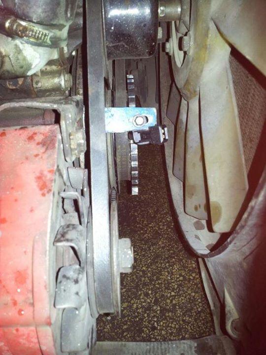 crank wheel sensor