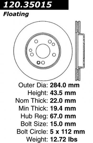 Rotor R107 560SL