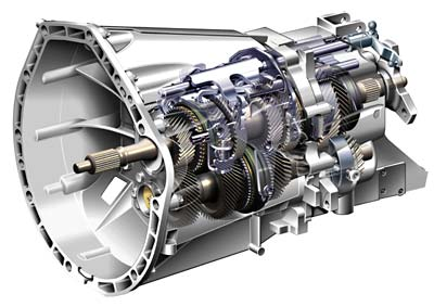 716 sixspeed gearbox